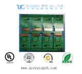 コンピュータの部品のためのImersionの金PCB回路