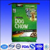 Sacchetto impaccante animale dell'alimento per animali domestici del di alluminio