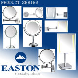 Miroirs de salle de bains d'hôtel de Magnifiable d'utilisation de renivellement d'Easton
