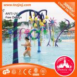 Équipement de jeu de l'eau de piscine d'amusement d'accessoires de parc d'Aqua