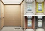 320-1600kg Lift van de Passagier van het Huis van de Lift van de Zaal van de Machine van Roomless van de machine de Binnen Openlucht