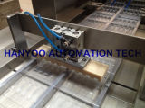 Máquina automática do cartonador do frasco da ampola de Dzh-100p