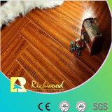 Werbungs-8.3mm geprägter Walnuss schalldämpfender Laminte Fußboden
