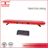 1200mm 12V LED rosso che avverte Lightbar per l'automobile (TBD07226-20b2g)