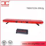 1200mm 12V Rode LEIDENE Waarschuwing Lightbar voor Auto (TBD07226-20b2g)