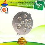 Alloggiamento chiaro di alluminio OEM/ODM del soffitto LED del pezzo fuso