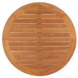 Parte superior de tabela de madeira natural moderna (TT-03)