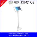 iPad Kiosk-Standplatz mit dem Schlüssel-Sperrung für das Anzeigen