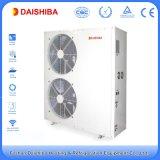 Baixa temperatura menos a bomba de calor de Evi do grau 25c para o radiador, a bobina do ventilador e o aquecimento de assoalho