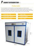 Hhd vollautomatisches Cer markierte 2112 den Huhn-Ei-Inkubator (YZITE-15)