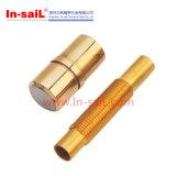 O bronze de giro fazendo à máquina do CNC do serviço do CNC de China parte o fabricante
