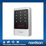 Nt-T16 IP65 imperméabilisent le contrôleur d'accès d'écran tactile en métal