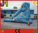 Elefant-aufblasbares Plättchen-Elefant-Schlag-Plättchen