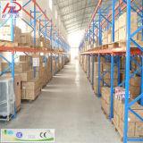 Tormento de la paleta del almacenaje del almacén con el certificado del Ce