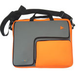 Sacchetto di spalla del computer portatile del neoprene con la cinghia di spalla