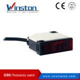 G50 E3jkはセリウムが付いているタイプ光電スイッチセンサーを拡散させる