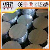 L'usine fournissent le cercle de l'acier inoxydable 304 316 316L