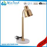 Alimento infrarosso di vendita di alta qualità dell'hotel del ristorante della lampada commerciale calda del buffet per approvvigionamento