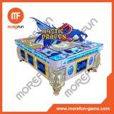 Máquina de juego de arcada del cazador de los pescados del monstruo 3 del océano