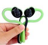 Le cuffie di Bluetooth con stereotipia senza fili del microfono mette in mostra le cuffie avricolari dell'in-Orecchio di Earbuds Sweatproof
