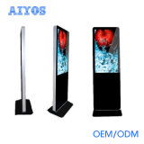 OEM ODMの床のキオスクを広告する永続的なタッチ画面