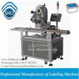 Sistema de rotulagem da abóbada adesiva da etiqueta para a superfície superior automática