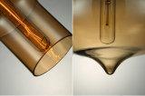Светильник стеклянной крышки фонарика оптовой цены классический ясный вися для освещения украшения