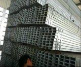 Tubo de la INMERSIÓN caliente/tubo cuadrado rectangular de acero galvanizado de la construcción/sección hueco del cuadrado