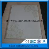 Vidrio impreso pantalla de seda estándar del En Igcc