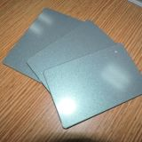 4mm PVDF Nano Plástico Panel compuesto de aluminio ACP