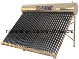 Sin presión calentador de agua solar Bg 300L4