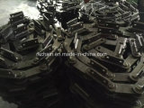 La gota forjó la cinta transportadora del raspador para el sistema de transportador de cadena