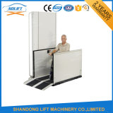 The Disabledのための3m Spraying Plastics Vertical Wheelchair Lift