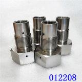 Chorro de agua máquina de corte de piezas de ultra alta presión para intensificador