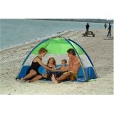 Ausflug-Picknick-Strand-Schutz oben knallen