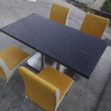 普及したレストランの家具のファースト・フード店街のダイニングテーブルセット