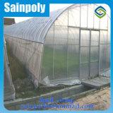 低価格の農業のプラスチックフィルムの単一のスパンの温室