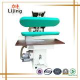 Machine complètement automatique de fer de presse de vapeur de matériel de blanchisserie (WJT-125)