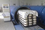 Filé de machine de réglage de la chaleur de filé redressant la machine