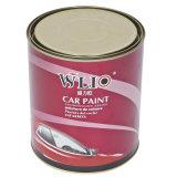 Краска автомобиля сплошных цветов Topcoat Wlio 2k