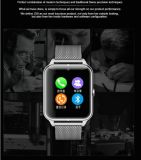 "Neue Ankunft Bluetooth Uhr-androide IOS-intelligente Uhr, Uhr der Armbanduhr-Z50, 1.54 "" IPS-Touch Screen LCD/LED"