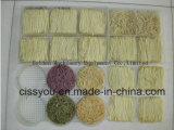 Transformation des produits alimentaires automatique de nouilles instantanées faisant la ligne de machine