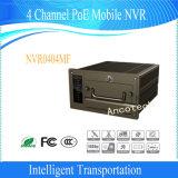 Ponto de entrada vivo NVR móvel da opinião do Realtime da canaleta 1080P de Dahua 4 com 3G/4G/Wi-Fi (NVR0404MF)