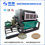 Aufbereitete Altpapier-Ei-Tellersegment-Maschine