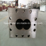 DoppelScrew Extruder Barrel in High Tool Steel