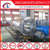 ASTM A653 Z150 PPGI Prepainted a bobina de aço revestida cor