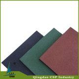 適性のための絨毯を敷いた床のタイル