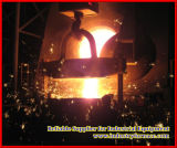 Forno de indução de Coreless de média frequência para fusão de metal