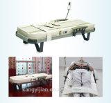 Base di fisioterapia della giada del corpo intero (CE) con il rullo della giada