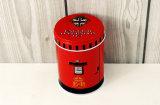 Englischer Nachmittags-Tee-Zinn-Kasten
